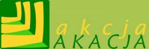 logo akcja akacja